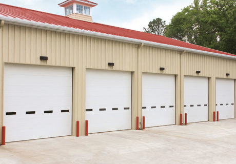 Intellicore-Insulated garage doors