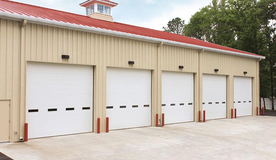 Intellicore-Insulated garage doors