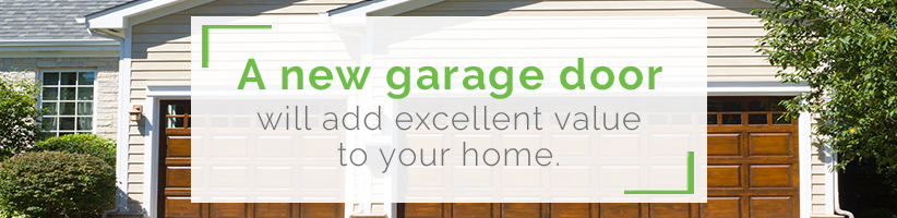 Value of Garage Door