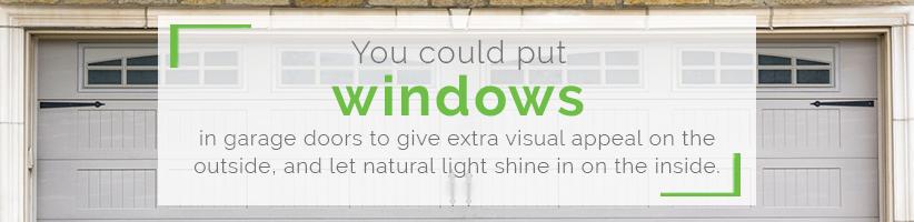 Windows Garage Doors